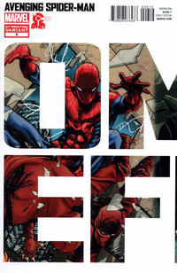 Cover Thumbnail for Avenging Spider-Man (Marvel, 2012 series) #6 [2nd Printing Variant - Marco Checchetto Connecting Cover]