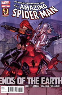 Cover Thumbnail for The Amazing Spider-Man (Marvel, 1999 series) #685