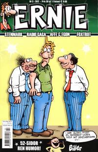 Cover Thumbnail for Ernie (Egmont, 2000 series) #3/2012