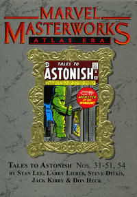 Cover Thumbnail for Marvel Masterworks: Atlas Era Tales to Astonish (Marvel, 2006 series) #4 (174) [Limited Variant Edition]