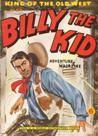 Cover Thumbnail for Billy the Kid Adventure Magazine (World Distributors, 1953 series) #57