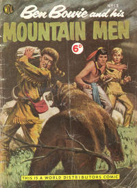Cover Thumbnail for Ben Bowie and His Mountain Men (World Distributors, 1955 series) #13
