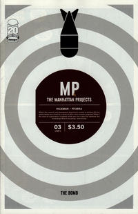 Cover Thumbnail for The Manhattan Projects (Image, 2012 series) #3