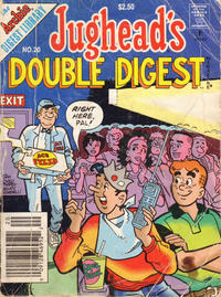 Cover Thumbnail for Jughead's Double Digest (Archie, 1989 series) #20 [newsstand]