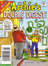 Cover Thumbnail for Archie's Double Digest Magazine (Archie, 1984 series) #148 [Newsstand]