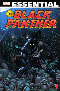 Cover Thumbnail for Essential Black Panther (Marvel, 2012 series) #1