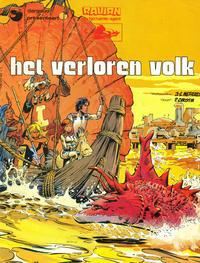 Cover Thumbnail for Ravian (Oberon; Dargaud Benelux, 1980 series) #4 - Het verloren volk