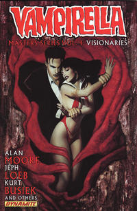 Cover Thumbnail for Vampirella Masters Series (Dynamite Entertainment, 2010 series) #4