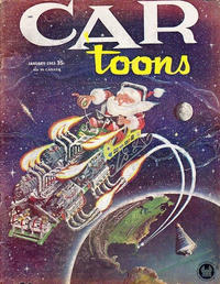 Cover Thumbnail for CARtoons (Petersen Publishing, 1961 series) #9