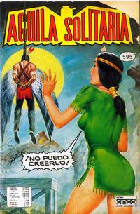 Cover Thumbnail for Aguila Solitaria (Editora Cinco, 1976 ? series) #595