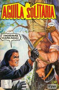 Cover Thumbnail for Aguila Solitaria (Editora Cinco, 1976 ? series) #594