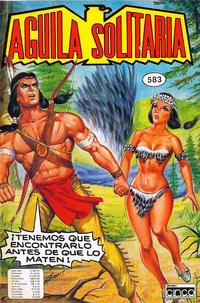 Cover Thumbnail for Aguila Solitaria (Editora Cinco, 1976 ? series) #583