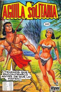 Cover Thumbnail for Aguila Solitaria (Editora Cinco, 1976 ? series) #583