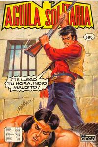 Cover Thumbnail for Aguila Solitaria (Editora Cinco, 1976 ? series) #590