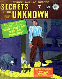 Cover Thumbnail for Secrets of the Unknown (Alan Class, 1962 series) #155