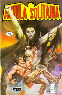 Cover Thumbnail for Aguila Solitaria (Editora Cinco, 1976 ? series) #755