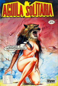 Cover Thumbnail for Aguila Solitaria (Editora Cinco, 1976 ? series) #674