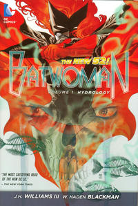 Cover Thumbnail for Batwoman (DC, 2012 series) #1 - Hydrology