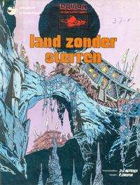 Cover Thumbnail for Ravian (Oberon; Dargaud Benelux, 1980 series) #3 - Land zonder sterren