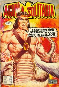 Cover Thumbnail for Aguila Solitaria (Editora Cinco, 1976 ? series) #550