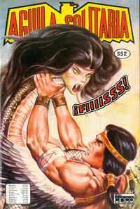 Cover Thumbnail for Aguila Solitaria (Editora Cinco, 1976 ? series) #552
