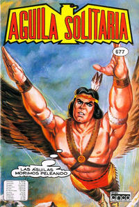 Cover Thumbnail for Aguila Solitaria (Editora Cinco, 1976 ? series) #677