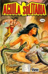 Cover Thumbnail for Aguila Solitaria (Editora Cinco, 1976 ? series) #748