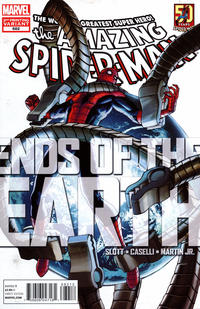 Cover Thumbnail for The Amazing Spider-Man (Marvel, 1999 series) #682 [2nd Printing Variant]