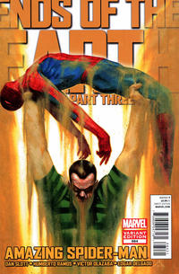 Cover Thumbnail for The Amazing Spider-Man (Marvel, 1999 series) #684 [DellOtto variant Ends]