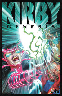 Cover Thumbnail for Kirby: Genesis (Dynamite Entertainment, 2011 series) #6