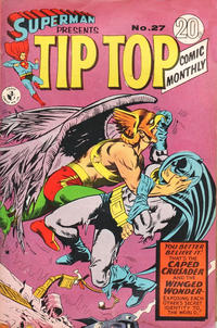 Cover Thumbnail for Superman Presents Tip Top Comic Monthly (K. G. Murray, 1965 series) #27