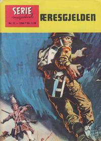 Cover Thumbnail for Seriemagasinet (Serieforlaget / Se-Bladene / Stabenfeldt, 1951 series) #11/1966