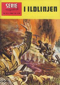 Cover Thumbnail for Seriemagasinet (Serieforlaget / Se-Bladene / Stabenfeldt, 1951 series) #12/1966