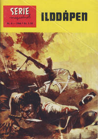 Cover Thumbnail for Seriemagasinet (Serieforlaget / Se-Bladene / Stabenfeldt, 1951 series) #6/1966