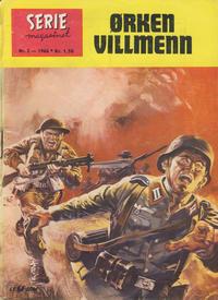Cover Thumbnail for Seriemagasinet (Serieforlaget / Se-Bladene / Stabenfeldt, 1951 series) #2/1966