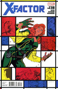 Cover Thumbnail for X-Factor (Marvel, 2006 series) #238