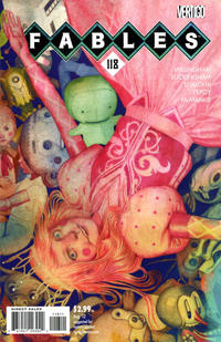 Cover Thumbnail for Fables (DC, 2002 series) #118