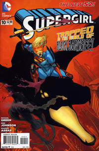 Cover Thumbnail for Supergirl (DC, 2011 series) #10