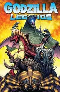 Cover Thumbnail for Godzilla Legends (IDW, 2012 series)
