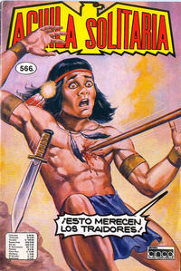 Cover Thumbnail for Aguila Solitaria (Editora Cinco, 1976 ? series) #566