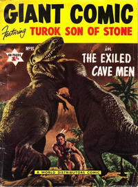Cover Thumbnail for Giant Comic (World Distributors, 1956 series) #15