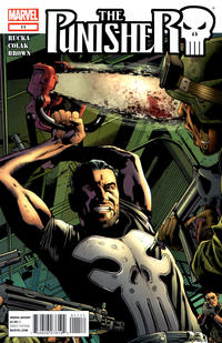 Cover Thumbnail for The Punisher (Marvel, 2011 series) #11