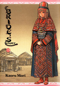 Cover Thumbnail for A Bride's Story (Yen Press, 2011 series) #3