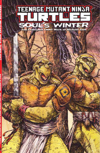 Cover Thumbnail for Teenage Mutant Ninja Turtles: Soul's Winter (Mirage, 2007 series)