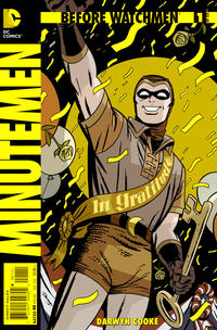 Cover Thumbnail for Before Watchmen: Minutemen (DC, 2012 series) #1