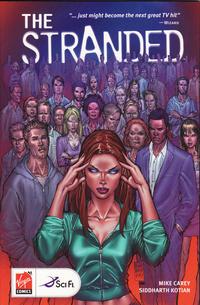Cover Thumbnail for The Stranded (Virgin, 2008 series) #1