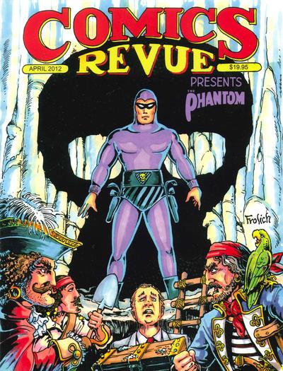 Cover for Comics Revue (Manuscript Press, 1985 series) #311-312