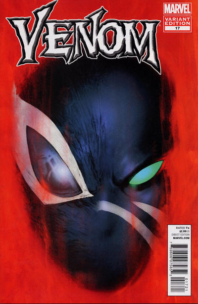 Cover for Venom (Marvel, 2011 series) #17