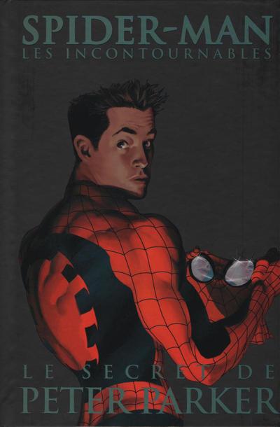 Cover for Spider-Man: Les Incontournables (Panini France, 2007 series) #8 - Le Secret de Peter Parker