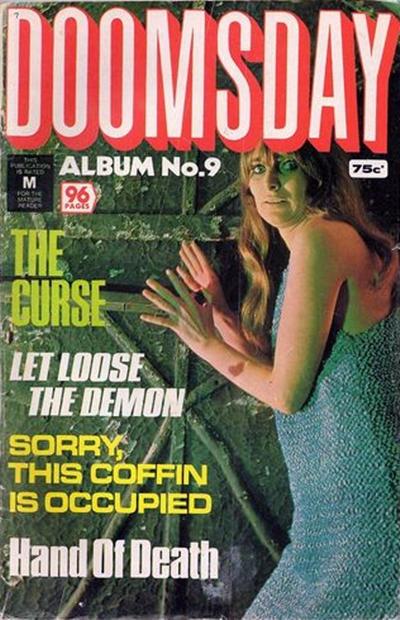 Cover for Doomsday Album (K. G. Murray, 1977 series) #9
